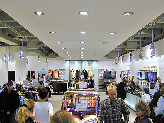 Theo Wormland Shopkonzept